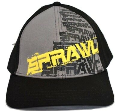 Sprawl Fight Co. Embroidered MMA Stretch Fit Hat Cap New