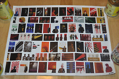 *RARE* Hanson Limited Edition Anthem Paintings Poster 20/40