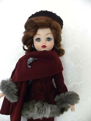 """Gorgeous Madame Alexander 20"""" Cissy Vienna Couture Collection LE of 600"""