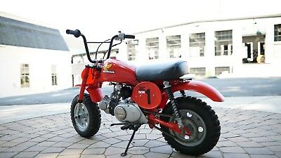 1979 Honda Z50  1979 Honda Z50 R, A One Owner Since New In Excellent Condition & Just Serviced!!