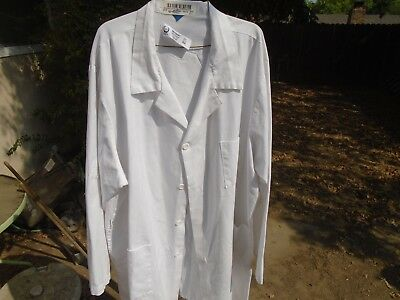 Lab Coat White size 2XL $5.00 each