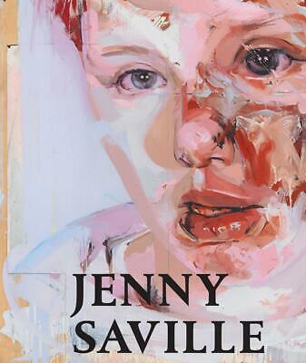 Jenny Saville by Richard Calvocoressi Hardcover Book Free Shipping!