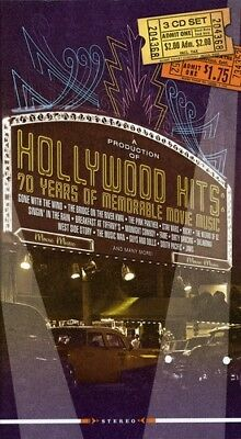 Hollywood Hits: 70 Years Of Memorable Movie Music [CD New]