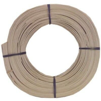 Commonwealth Basket Flat Reed, 7/8-inch 1-pound Coil, Approximately 80-feet -