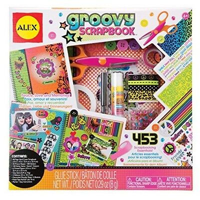 Alex Toys Craft Groovy Scrapbook - Free Shipping