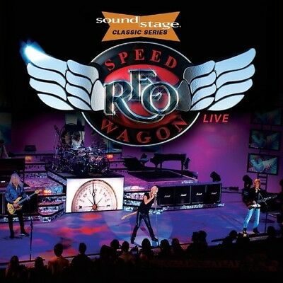 REO Speedwagon - Live On Soundstage (classic Series) [New CD] With DVD