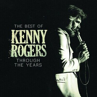 Kenny Rogers - Through The Years - The Best Of [New CD]
