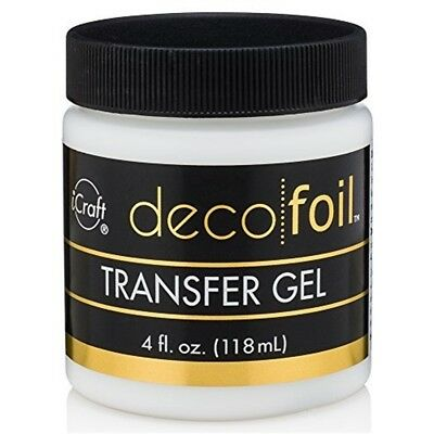 Icraft Deco Foil Transfer Gel 4fl Oz- - Oz