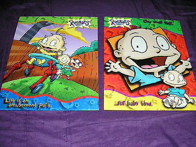 Rugrats Portfolio Set of 2 Dill & Spike