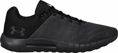 Under Armour Micro G Pursuit Mens Running Shoes - Black