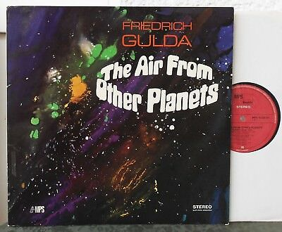 MPS  FRIEDRICH GULDA - The Air From Other Planets  LP  1969