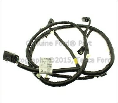 brand new genuine ford oem trailer tow harness connector