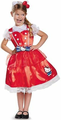 Pretty Kitty Toddler and Girls Costume 00195//00607