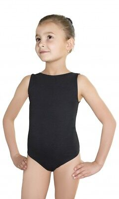 Bodysuit Girls Leotard Cotton Ballet Dance Gymnastics