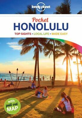 NEW Honolulu By Lonely Planet Paperback Free Shipping