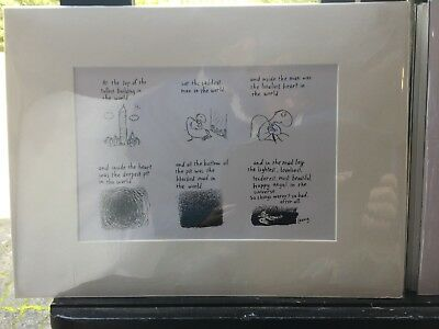 Leunig Cartoon Prints Mounted