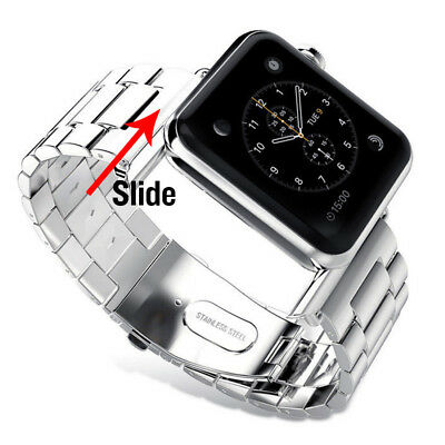 For Apple Watch Series 4 40/44mm Stainless Steel Band Strap Bracelet iWatch 2018