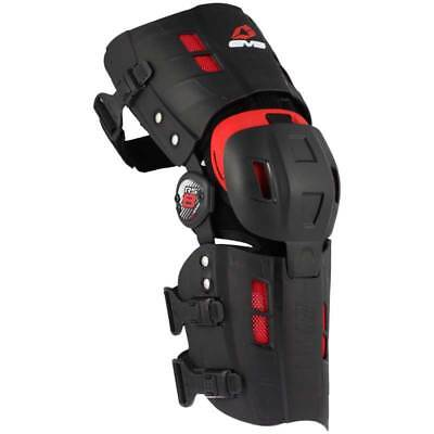EVS RS-8 MX Offroad Knee Brace Black Individual SM Right