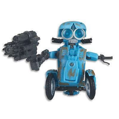 """Transformers The Last Knight - 5.5"""" Sqweeks Autobot - Toys Action Figure Kids 8+"""