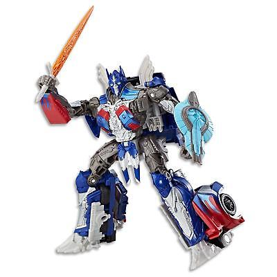 "Transformers The Last Knight - 6"" Optimus Prime Autobot - Toys Figure Kids 8+"