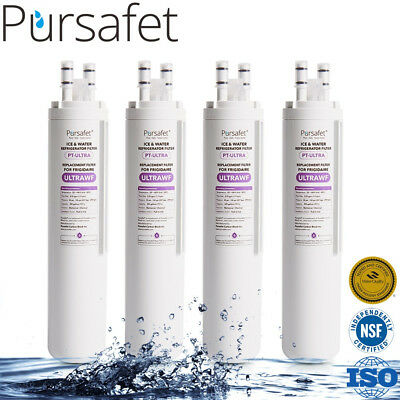 12/3/4 Pack Fit Frigidaire Ultra ULTRAWF PureSource 241791601 Water Filter