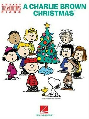 A Charlie Brown Christmas: Artist Transcriptions for Piano (Paperback or Softbac