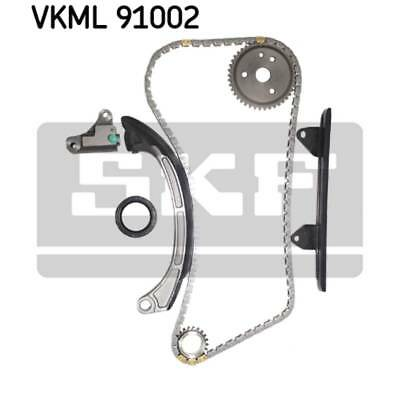 SKF 158 Link Low-noise chain Timing Chain Kit VKML 91002