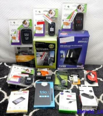 4 Puretalk Usa Cellphones - Usb Car Charger - Hdmi Cable - Usb Cable & More!!!