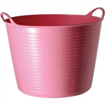 42l Pink Durable & Flexible Tub - Large Tubtrug Tubtrugs Faulks