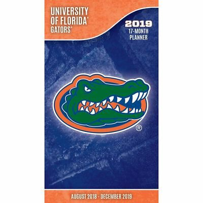 2019 florida gators pocket planner florida gators by turner licensing