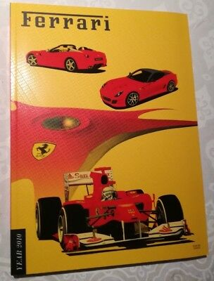 Ferrari Official Magazine Yearbook  2010 Nr 11 English Language New