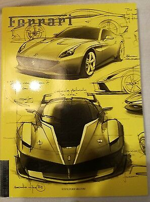 Ferrari Official Magazine Yearbook  2014 English  Language Nr 27