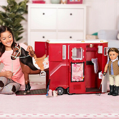 Our Generation Mane Attraction Horse Trailer Set *FREE NEXT WORKING DAY DELIVERY