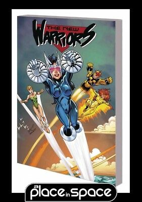 New Warriors Darkness & Light - Softcover