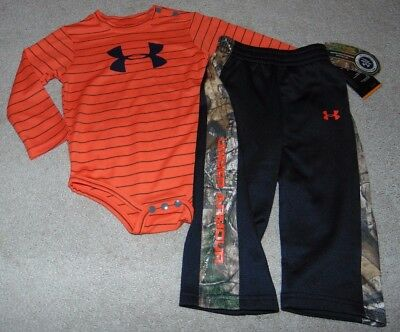 ~NWT Boys UNDER ARMOUR Outfit! Size 18 Months Super Cute:)!!