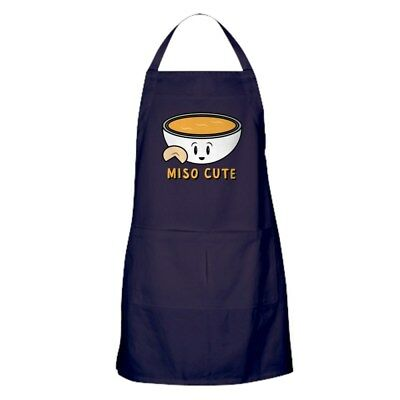CafePress Miso Cute Kitchen Apron (225103226)