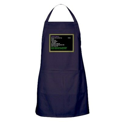 CafePress Wow Epic Cooking Apron Kitchen Apron (420503825)