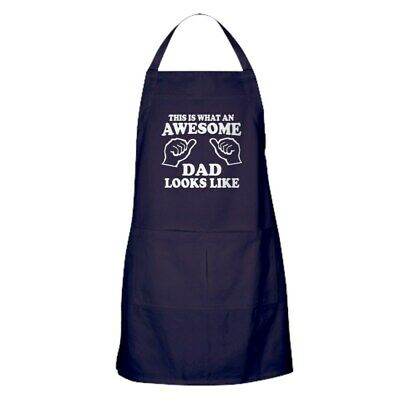 CafePress Kitchen Apron with Pockets, Grilling Apron, Baking Apron (1340826153)
