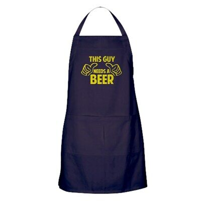 CafePress BEER Kitchen Apron (545483693)