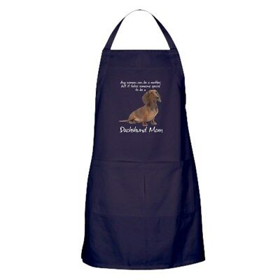 CafePress Dachshund Mom Kitchen Apron (1250302356)