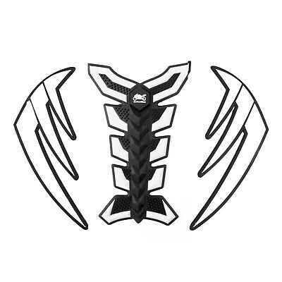 3d Tank Pad Side Protector For Yamaha 2009 2010 2011 2012 2014 Yzf