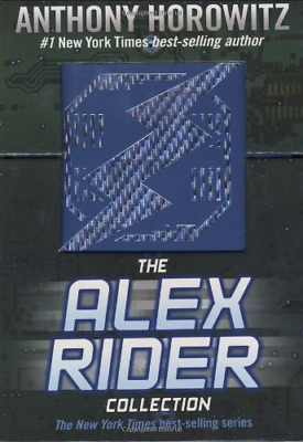 The Alex Rider Collection, Horowitz, Anthony, Good Condition Book, ISBN 97801424