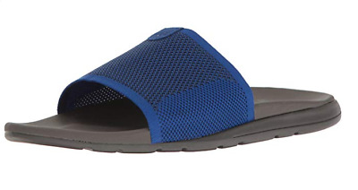 5d50fc91eea UGG AUSTRALIA XAVIER Hyperweave Azul Slide Men's Sizes 9,12,13 /NEW!!!