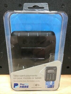 Papal Here Card Reader M010-Prod10-V2-2 - Great Cond