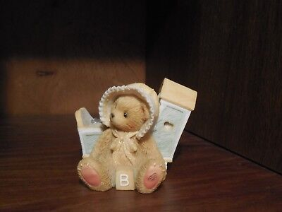 """Cherished Teddies ~  """" Awaiting the Arrival """" ~ 743801 ~ 2000"""