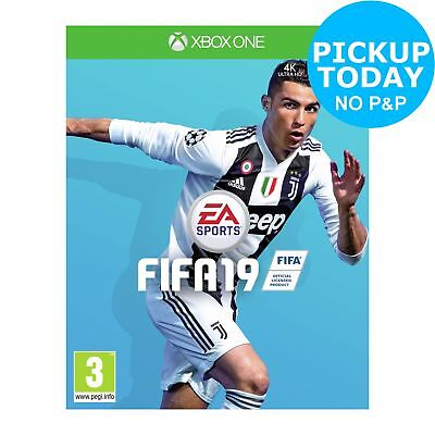 FIFA 19 Microsoft Xbox One Game.