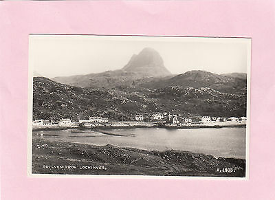 SUILVEN   from   LOCHINVER  -   SUTHERLAND     ,  SCOTLAND  (T11)