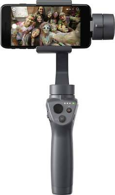 Gimbal elektrisch DJI Osmo mobile 2  Anthrazit Bluetooth