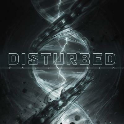 DISTURBED EVOLUTION CD (Released October 19th 2018)