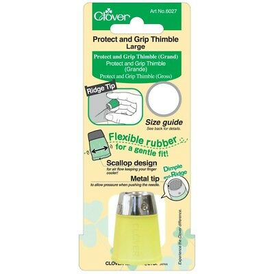 Thimble Protect & Gr Large - Clover Grip